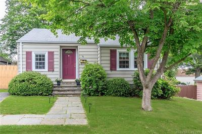 Fairfield Single Family Home For Sale: 34 Laurel Street
