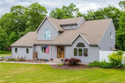 Cheshire Single Family Home For Sale: 1200 Cornerstone Court
