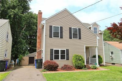 West Hartford Single Family Home For Sale: 31 Elm Drive