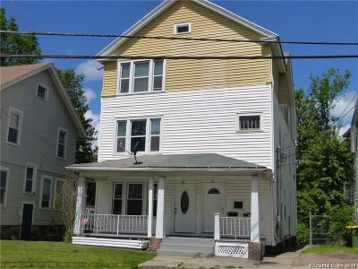 Waterbury Multi Family Home For Sale: 149 & 155 Southmayd Road