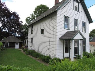 Groton Single Family Home For Sale: 79 School Street
