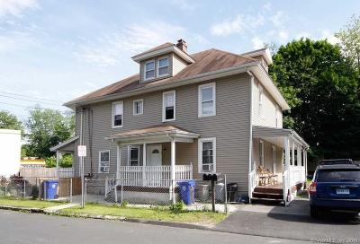 Norwalk Multi Family Home For Sale: 2 Windsor Place