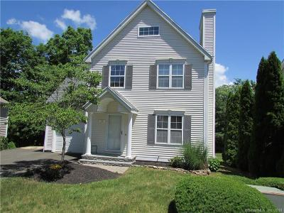 Branford Condo/Townhouse For Sale: 25 Lakeview Drive #25