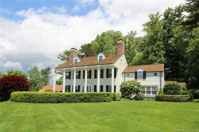 Fairfield CT Single Family Home For Sale: $2,650,000