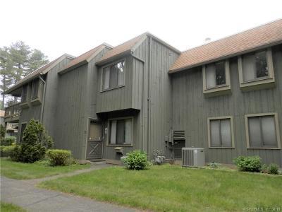 Southington Condo/Townhouse For Sale: 25 Village Road #25