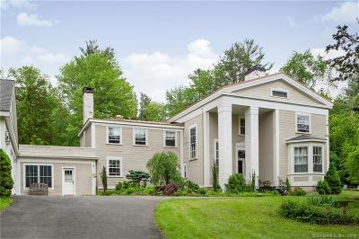 Avon Single Family Home For Sale: 18 Cider Brook Road