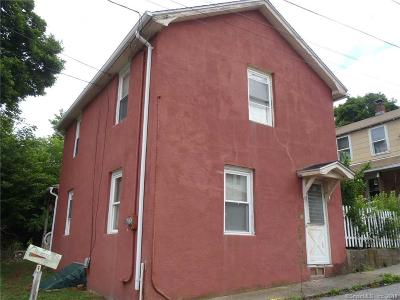 Norwich Single Family Home For Sale: 13 Rose Street