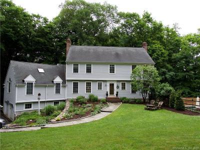 Wilton Single Family Home For Sale: 88 Cedar Road