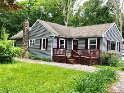 Waterford Single Family Home For Sale: 12 Butlertown Road
