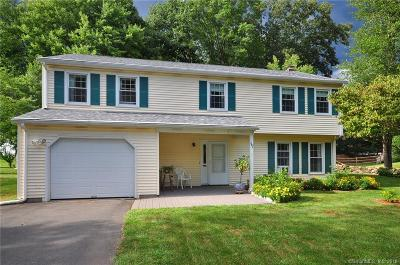Farmington Single Family Home For Sale: 77 Cope Farms Road