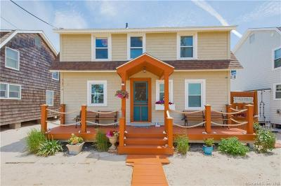 Old Lyme Single Family Home For Sale: 90 West End Drive