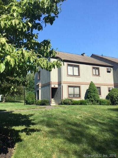 Brookfield Condo/Townhouse For Sale: 19 Acorn Lane #19