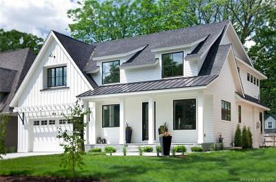 Darien Single Family Home For Sale: 431 Hoyt Street