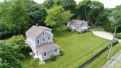 Groton Single Family Home For Sale: 85 Brook Street