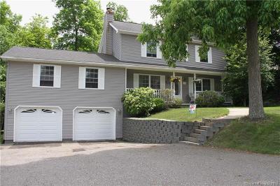 Naugatuck Single Family Home For Sale: 306 Field Street