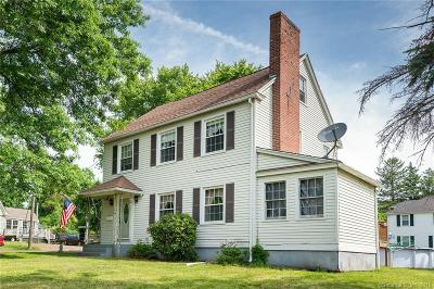 Cromwell Single Family Home For Sale: 26 West Street