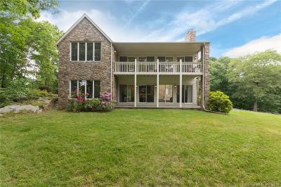 Wilton Single Family Home For Sale: 30 Chessor Lane