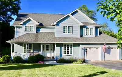 Stonington Single Family Home For Sale: 27 Croft Court