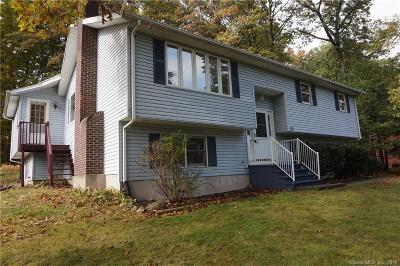 Plainville Single Family Home For Sale: 32 Fleetwood Drive