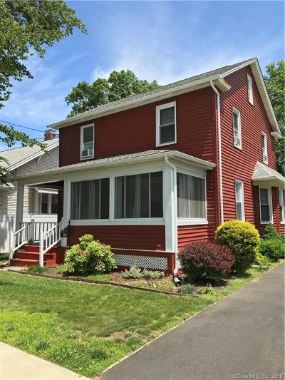 Milford Single Family Home For Sale: 34 Fairview Street