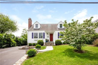 Darien Single Family Home For Sale: 82 Linden Avenue