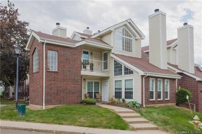 Middletown Condo/Townhouse For Sale: 91 Carriage Crossing Lane #91
