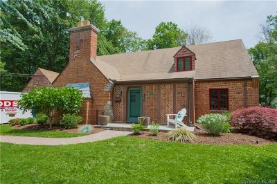 West Hartford Single Family Home For Sale: 310 Cumberland Road