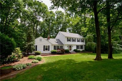 Cheshire Single Family Home For Sale: 265 Sorghum Ridge Road