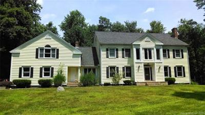 Cheshire Single Family Home For Sale: 737 South Meriden Road