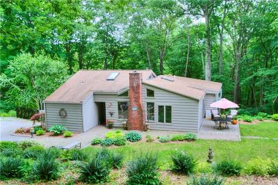 Weston Single Family Home For Sale: 16 Samuelson Road