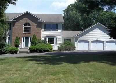 Monroe Single Family Home For Sale: 314 Cutlers Farm Road