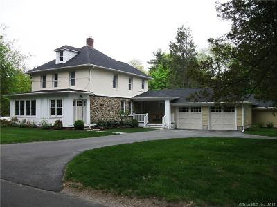 Ridgefield Single Family Home For Sale: 31 South Olmstead Lane