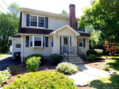 Newington Single Family Home For Sale: 38 Brook Street