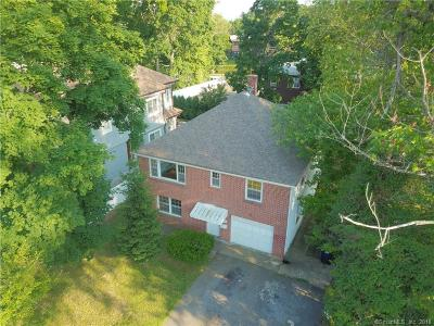 Greenwich Single Family Home For Sale: 41 Woodland Drive