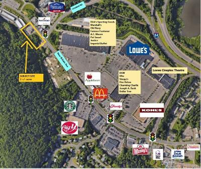 Plainville Residential Lots & Land For Sale: 383 New Britain Avenue