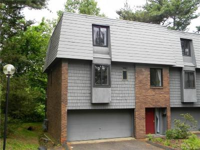 Middletown Condo/Townhouse For Sale: 175 Trolley Crossing Lane #175