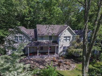 Ledyard Single Family Home For Sale: 19 Chriswood Trace