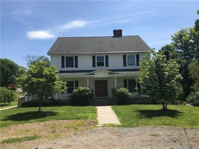 Windham County Single Family Home For Sale: 364 Hanover Road