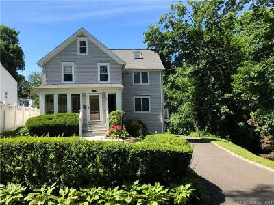 New Canaan Multi Family Home Show: 40 Lakeview Avenue