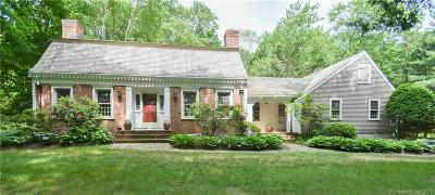 Southbury Single Family Home For Sale: 287 North Poverty Road