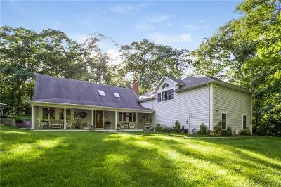 Guilford Single Family Home For Sale: 344 South Hoop Pole Road