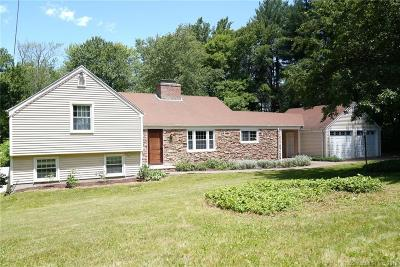 West Hartford Single Family Home For Sale: 6 Westmont Street
