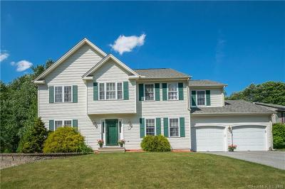 Torrington Single Family Home For Sale: 92 Ginger Lane