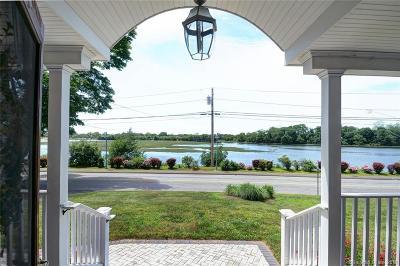 Bridgeport Single Family Home For Sale: 703 Gilman Street