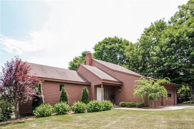 Bloomfield Single Family Home For Sale: 45 Burr Road