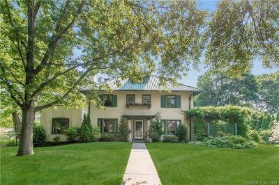 Stamford Single Family Home For Sale: 1472 Shippan Avenue