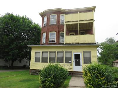West Hartford Multi Family Home For Sale: 33-35 Fairview Street
