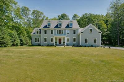 Wilton Single Family Home For Sale: 159 Cannon Road