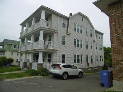 Waterbury Multi Family Home For Sale: 27 Chambers Street