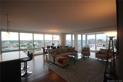Stamford Condo/Townhouse For Sale: 1 Broad Street #15E